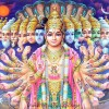 108 holy Names of Lord Vishnu – Ashtottara Shatanaamavali